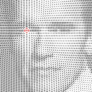 Barcode Portraits Of Celebrities (10 photos) 10