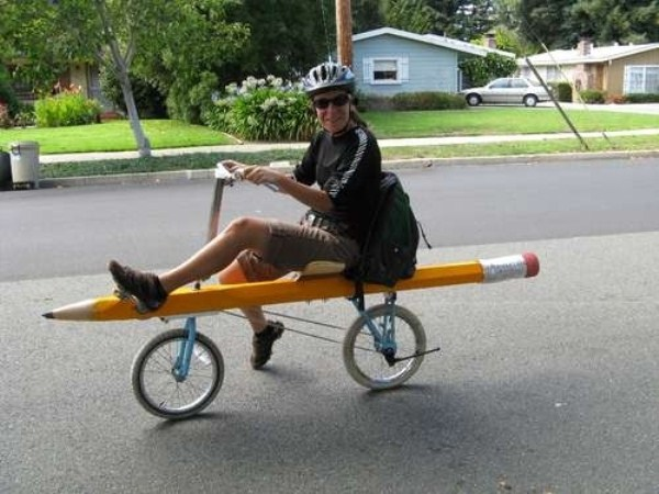 Bikes You Can Make Yourself (15 photos) 1