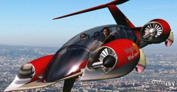 1133 Flying Cars Of The Future (15 photos)