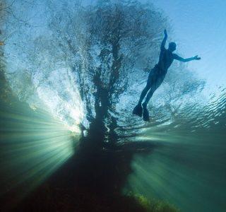 Beauty of Blue Lake (10 photos)