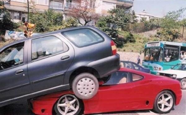1195 Parking Fails (20 photos)