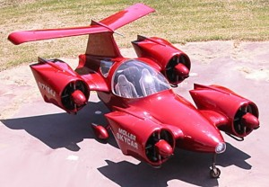 Flying Cars Of The Future (15 photos) 12