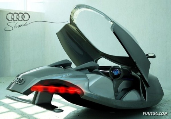 1326 Flying Cars Of The Future (15 photos)