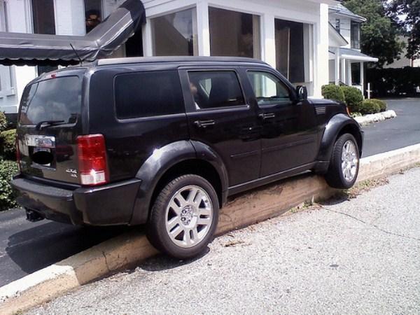 1349 Parking Fails (20 photos)