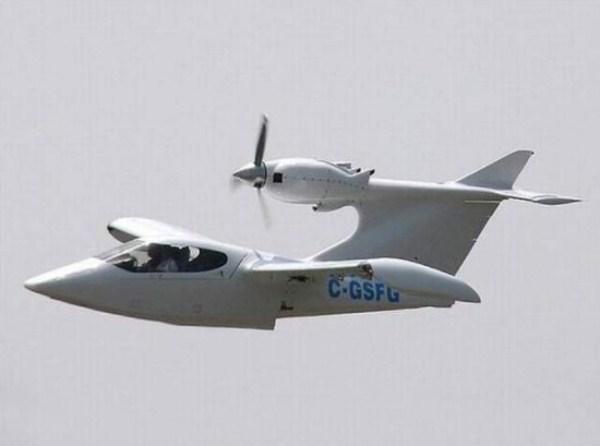 136 Weird Airplanes (21 photos)
