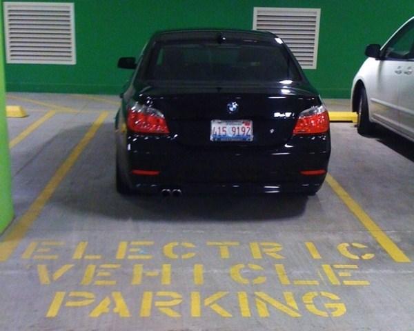 1448 Parking Fails (20 photos)