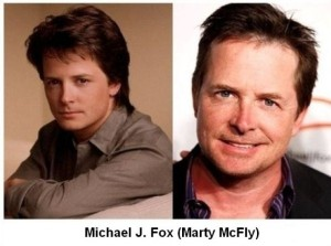 'Back to the Future' Actors Then and Now (6 photos) 1