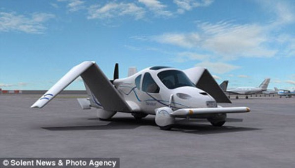 1522 Flying Cars Of The Future (15 photos)