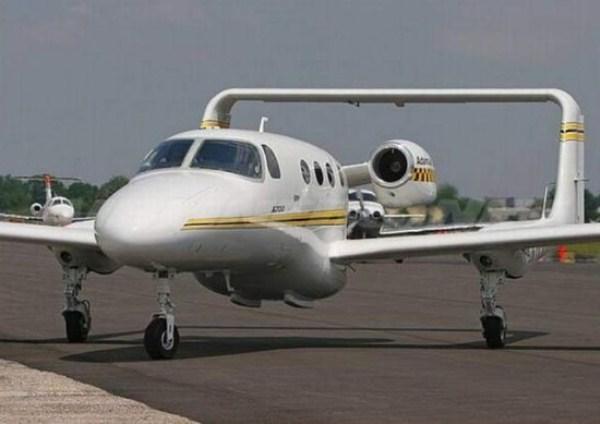 153 Weird Airplanes (21 photos)