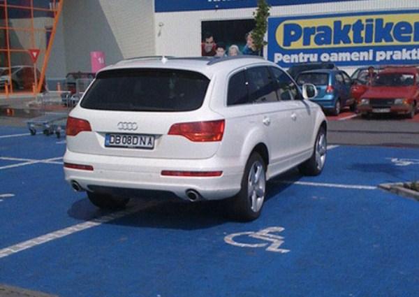 1543 Parking Fails (20 photos)