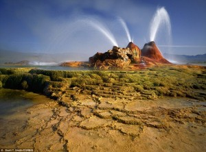 Alien-looking Landscapes On Earth (25 photos) 16