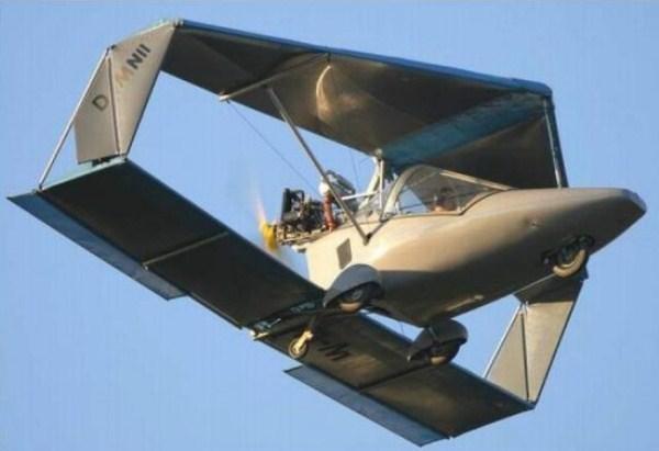163 Weird Airplanes (21 photos)