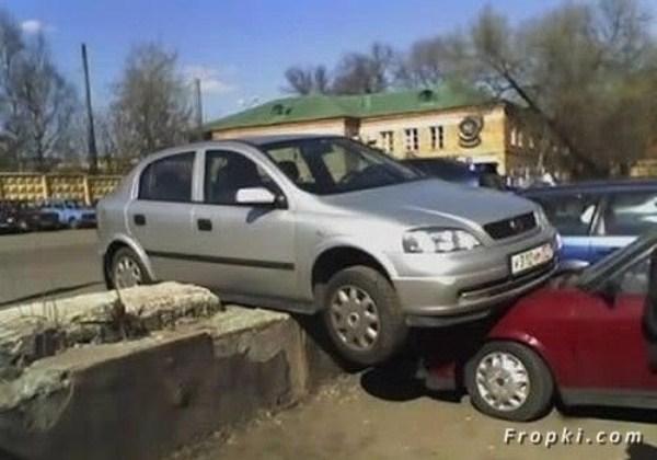 1637 Parking Fails (20 photos)