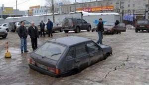 Parking Fails (16 photos) 16
