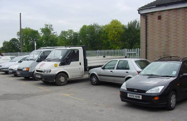 1832 Parking Fails (20 photos)
