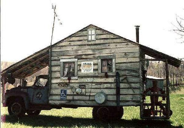 2121 Unique Mobile Homes (22 photos)