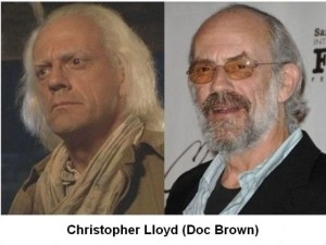 'Back to the Future' Actors Then and Now (6 photos) 2