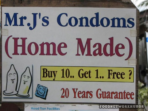 Condoms to Avoid (9 photos) 2