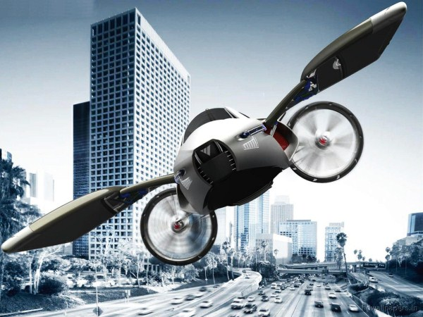 270 Flying Cars Of The Future (15 photos)