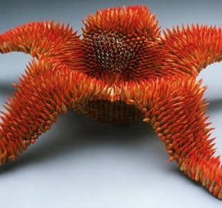 Amazing Sculptures Made Out Of Pencils (10 photos)