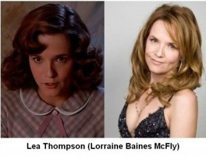 'Back to the Future' Actors Then and Now (6 photos) 4