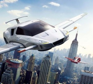 Flying Cars Of The Future (15 photos) 4