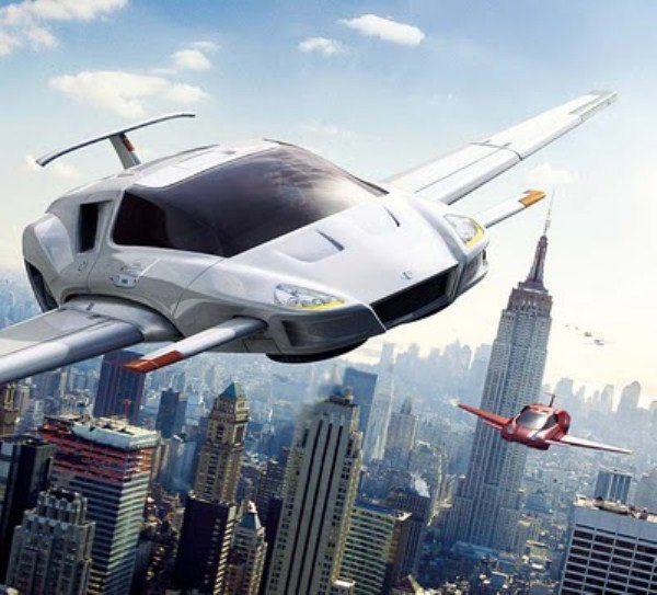 434 Flying Cars Of The Future (15 photos)