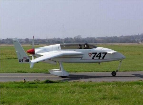 49 Weird Airplanes (21 photos)