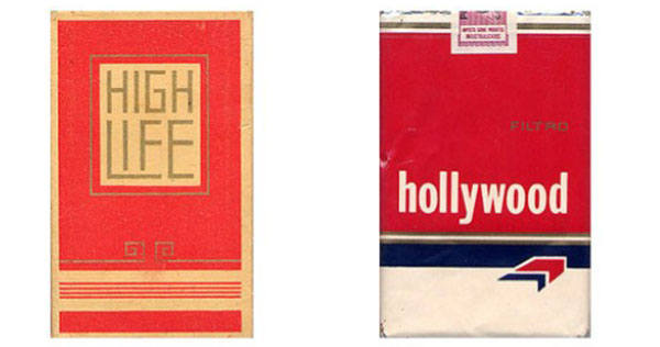Vintage Cigarette Package Designs (6 photos) 7
