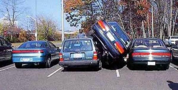 569 Parking Fails (20 photos)