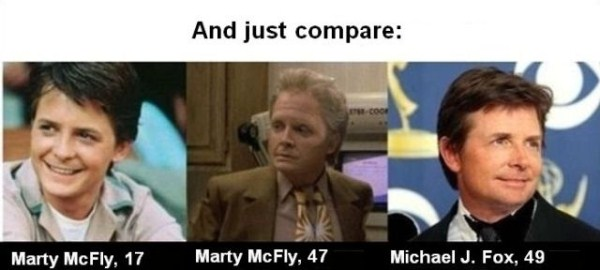 'Back to the Future' Actors Then and Now (6 photos) 6