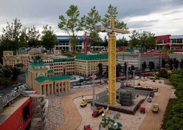 614 Amazing Legoland in Germany (35 photos)