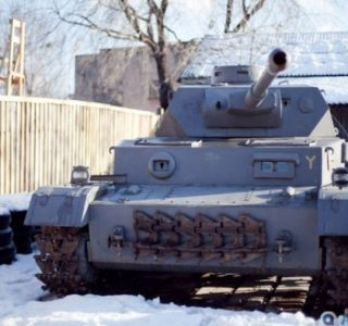 Custom Made Tank (12 photos)