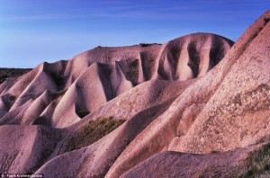 Alien-looking Landscapes On Earth (25 photos) 6