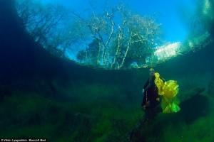 Beauty of Blue Lake (10 photos) 6