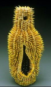 Amazing Sculptures Made Out Of Pencils (10 photos) 7