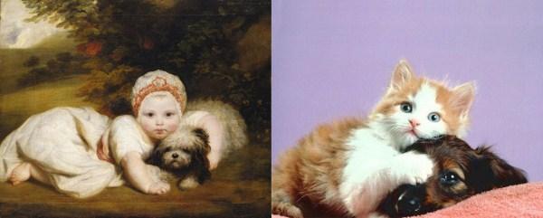 76 Cats Imitating Art (21 photos)