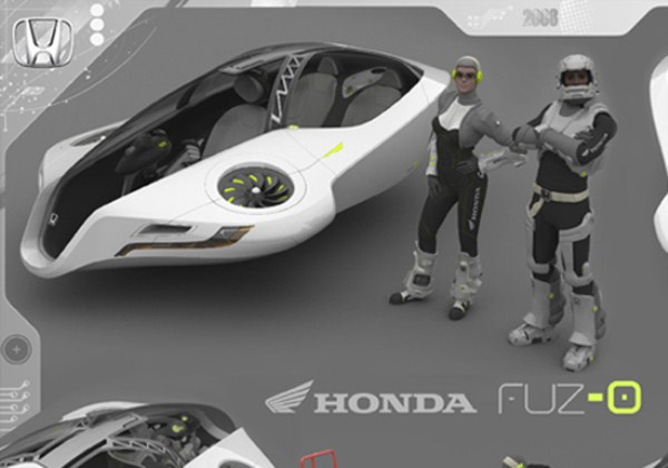 830 Flying Cars Of The Future (15 photos)