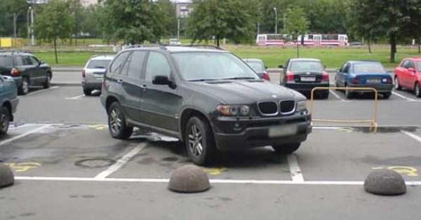 861 Parking Fails (20 photos)