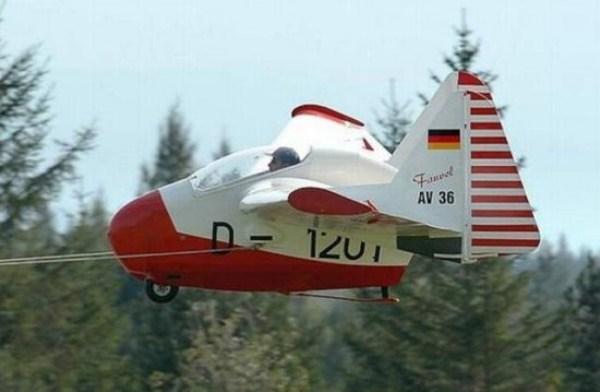 87 Weird Airplanes (21 photos)