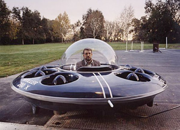 929 Flying Cars Of The Future (15 photos)