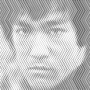 Barcode Portraits Of Celebrities (10 photos) 9