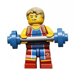 LEGO Olympics London 2012 (10 photos) 10