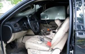 GPS Battery Explosion (5 photos) 1