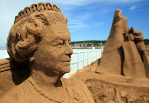 Sand Sculpture Festival (23 photos) 1