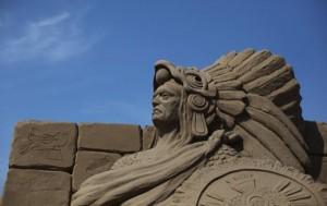 Sand Sculpture Festival (23 photos) 20