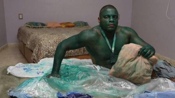 220 Real Life Incredible Hulk (11 photos)