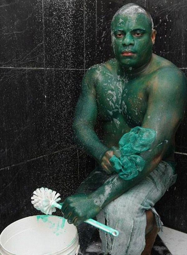 411 Real Life Incredible Hulk (11 photos)