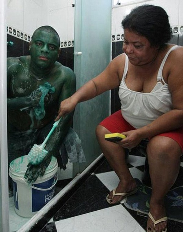 511 Real Life Incredible Hulk (11 photos)