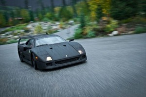 Carbon Fiber Wrap Ferrari F40 (10 photos) 6